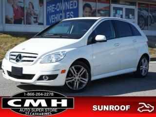 Used 2011 Mercedes-Benz B-Class B 200  none for sale in St. Catharines, ON