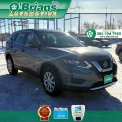 Used 2018 Nissan Rogue SV w/AWD for sale in Saskatoon, SK