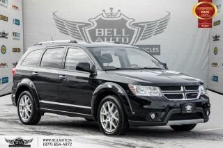 Used 2015 Dodge Journey R/T, AWD, 7 PASS, LEATHER, PWR SEAT, BLUETOOTH for sale in Toronto, ON