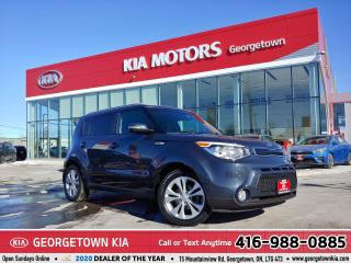 Used 2016 Kia Soul EX | 1 OWNER | B/TOOTH | PWR GROUP | ALLOYS | 97 K for sale in Georgetown, ON