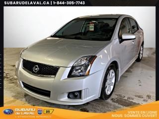 Used 2012 Nissan Sentra 2.0 SR ** Toit ouvrant ** for sale in Laval, QC