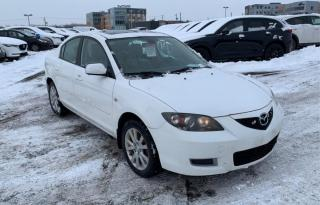 Used 2008 Mazda MAZDA3 for sale in Laval, QC