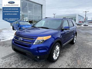 Used 2014 Ford Explorer 4 RM, 4 portes, Limited for sale in Victoriaville, QC