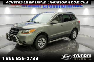 Used 2009 Hyundai Santa Fe GL + V6 + 89 496 KM + A/C + CRUISE + WOW for sale in Drummondville, QC