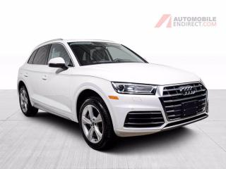Used 2018 Audi Q5 PROGRESSIV QUATTRO CUIR TOIT PANO GPS MAGS for sale in St-Hubert, QC
