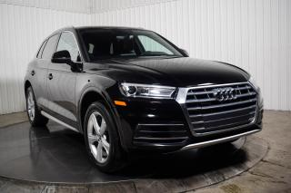 Used 2018 Audi Q5 PROGRESSIV 2.0T QUATTRO  CUIR BRUN  TOIT PANO MAGS for sale in St-Hubert, QC