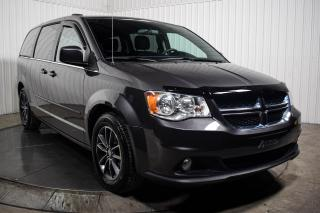 Used 2017 Dodge Grand Caravan CREW A/C MAGS DEMI-CUIR CAMERA RECUL for sale in St-Hubert, QC
