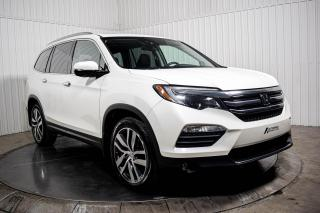 Used 2017 Honda Pilot TOURING AWD CUIR TOIT PANO GPS DVD for sale in St-Hubert, QC