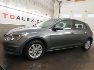 Used 2017 Volkswagen Golf 1.8 TSI AUTOMATIQUE MAGS A/C **45,000KM** for sale in St-Eustache, QC