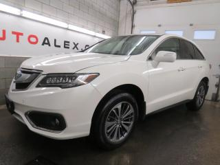 Used 2018 Acura RDX Elite AWD NAVIGATION MAGS 18 TOIT CAMERA CUIR for sale in St-Eustache, QC