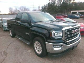 Used 2019 GMC Sierra 1500 AWD Double Cab SLE 5.3L V8 MARCHE PIED CAMERA for sale in St-Eustache, QC
