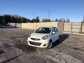 Used 2018 Nissan Micra SV for sale in Cayuga, ON