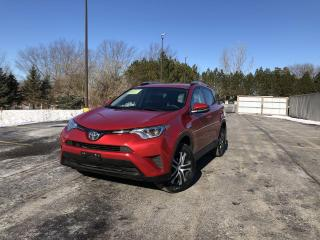Used 2016 Toyota RAV4 LE 2WD for sale in Cayuga, ON