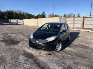 Used 2014 Nissan Versa Note SV for sale in Cayuga, ON
