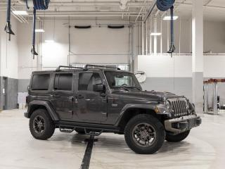 Used 2016 Jeep Wrangler 4WD 4dr 75th Anniversary for sale in New Westminster, BC