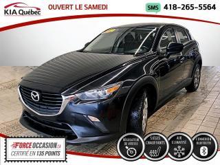 Used 2017 Mazda CX-3 GX* AWD* CAMERA* A/C* BLUETOOTH* for sale in Québec, QC
