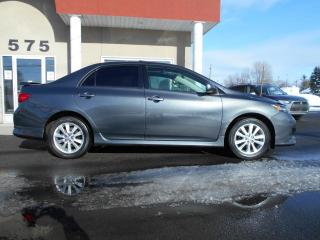 Used 2010 Toyota Corolla S for sale in Lévis, QC
