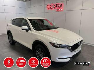Used 2018 Mazda CX-5 GS - AWD - SIÈGES CHAUFFANTS for sale in Québec, QC