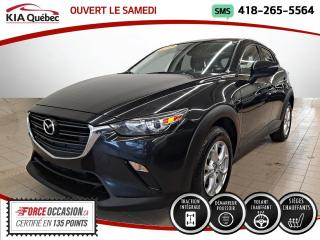 Used 2019 Mazda CX-3 GS* AWD* CAMERA* SIEGES CHAUFFANTS* for sale in Québec, QC