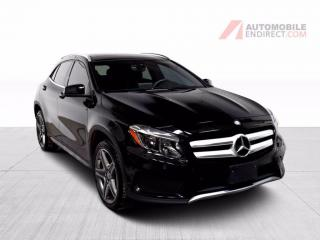 Used 2017 Mercedes-Benz GLA GLA250 4Matic Cuir Toit Pano GPS Sièges Chauffants for sale in Île-Perrot, QC