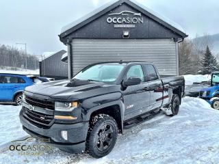 Used 2019 Chevrolet Silverado 1500 LT Z71 cabine double 4X4 5.3L 1LT for sale in Ste-Brigitte-de-Laval, QC