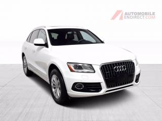 Used 2017 Audi Q5 PROGRESSIV QUATTRO CUIR TOIT PANO MAGS GPS for sale in Île-Perrot, QC