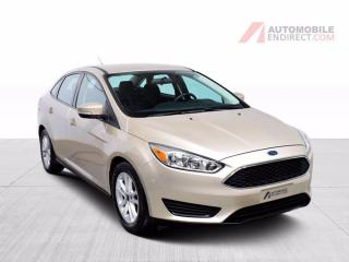 Used 2017 Ford Focus SE A/C MAGS CAMERA RECUL for sale in Île-Perrot, QC