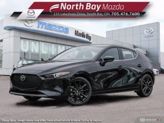 New 2021 Mazda MAZDA3 Sport GT w/Turbo for sale in North Bay, ON