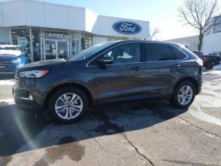Used 2019 Ford Edge SEL for sale in Mississauga, ON