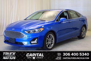 Used 2020 Ford Fusion Hybrid Titanium for sale in Regina, SK