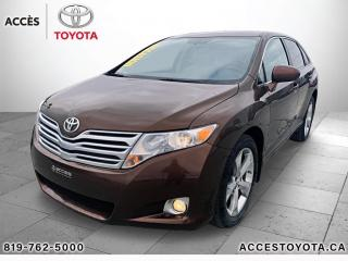 Used 2011 Toyota Venza V6 AWD for sale in Rouyn-Noranda, QC
