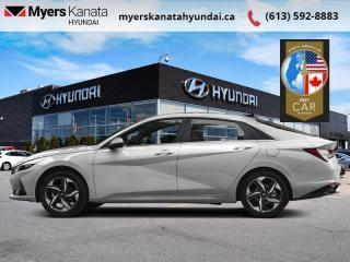 New 2021 Hyundai Elantra Preferred w/Sun & Tech Package IVT  - $158 B/W for sale in Kanata, ON