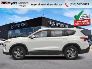 New 2021 Hyundai Santa Fe Essential AWD  - $236 B/W for sale in Kanata, ON