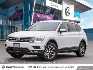 New 2021 Volkswagen Tiguan COMFORTLINE for sale in Dartmouth, NS