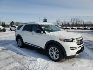 New 2021 Ford Explorer LIMITED for sale in New Hamburg, ON