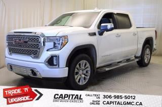 New 2021 GMC Sierra 1500 Denali for sale in Regina, SK