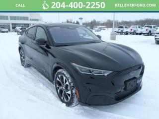 New 2021 Ford Mustang Mach-E Premium for sale in Brandon, MB