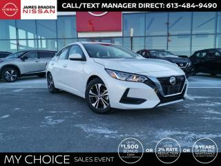 New 2021 Nissan Sentra SV for sale in Kingston, ON