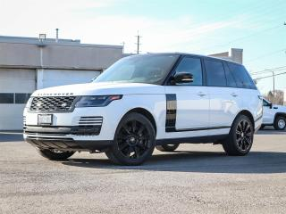 Used 2019 Land Rover Range Rover V8 Supercharged Drive Pro Pack Vision Assist PackPano for sale in Ottawa, ON