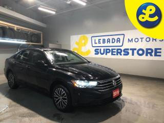 Used 2019 Volkswagen Jetta Highline * Sunroof * Heated Leather Seats *  Back Up Camera * Apple Car Play * Android Auto *Auto a Start/Stop * Eco Mode * Cruise Control * Steering for sale in Cambridge, ON