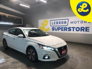 Used 2019 Nissan Altima AWD * Sunroof * Remote start * Heated front seats * Heated mirrors * Driver attention alert * Intelligent Forward Collision Warning with AEB/Blind Spo for sale in Cambridge, ON