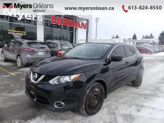Used 2017 Nissan Qashqai SV  - Sunroof -  Bluetooth - $124 B/W for sale in Orleans, ON