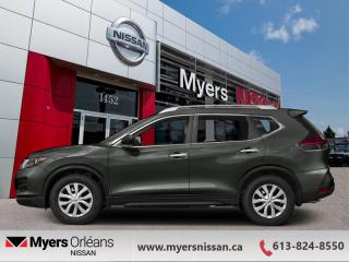Used 2017 Nissan Rogue SV  - Heated Seats -  Remote Start - $148 B/W for sale in Orleans, ON