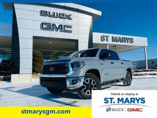Used 2019 Toyota Tundra CrewMax SR5 for sale in St. Marys, ON