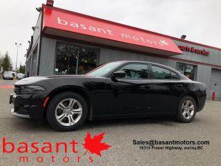 Used 2019 Dodge Charger Backup Cam, Push to Start, Alloy Wheels!! for sale in Surrey, BC