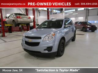 Used 2014 Chevrolet Equinox 1LT for sale in Moose Jaw, SK