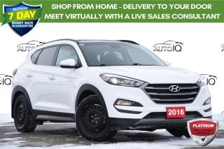 Used 2016 Hyundai Tucson Limited LIMITED | MOONROOF | NAV | AWD for sale in Kitchener, ON