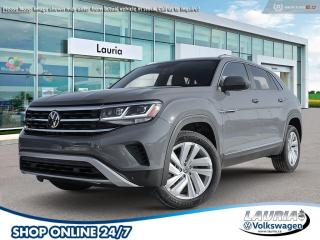 New 2021 Volkswagen Atlas Cross Sport 3.6 FSI Highline 4Motion AWD for sale in PORT HOPE, ON