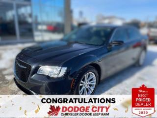 Used 2017 Chrysler 300 Touring | Leather | Htd Seats | B/U Cam | SRoof for sale in Saskatoon, SK
