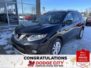 Used 2016 Nissan Rogue SL | Htd Seats | B/U Cam | Sroof | for sale in Saskatoon, SK